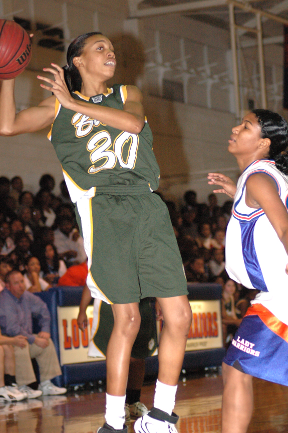Ladycats pick up first win