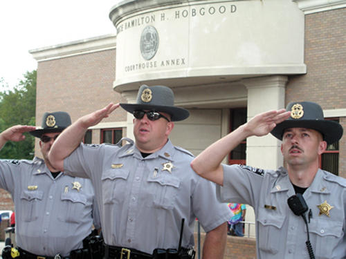 Franklin County remembers 9/11