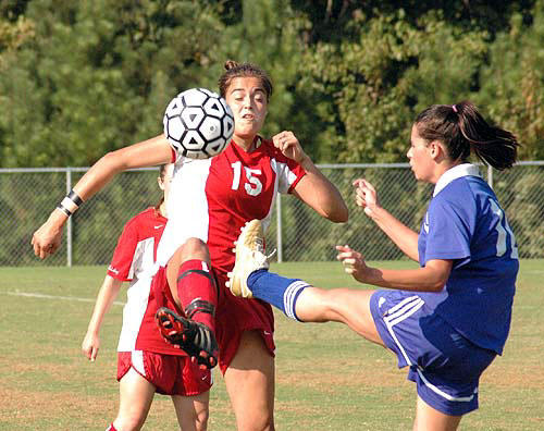 LC women stop ultimate soccer foe Spartanburg
