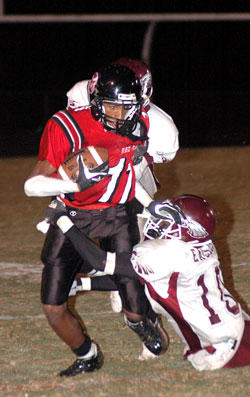 Red Rams Can�t Take Advantage Of WC Miscues