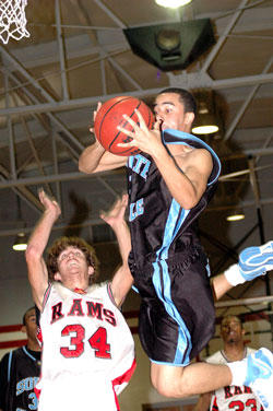 South Granville sinks Red Rams