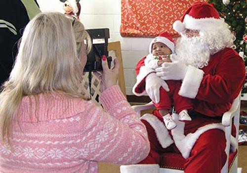 Youngsville Christmas festivities