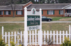 State will review �concerns� at Louisburg Gardens
