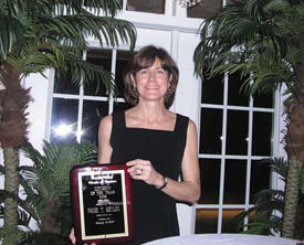 Paige Sayles is �Citizen of the Year�