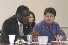 County considers hiring lobbyist for its interests