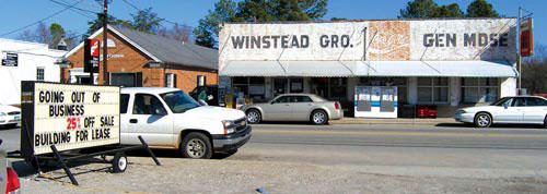 Bunn�s Winstead Grocery �time� has come to close