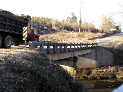State reports local bridges in decent shape