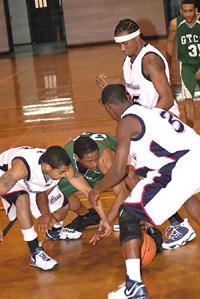 Louisburg College earns a pair of weekend victories