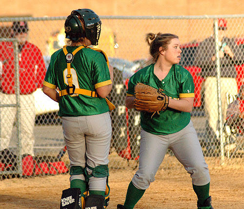 Ladycats rally in seventh inning to top Southern Nash