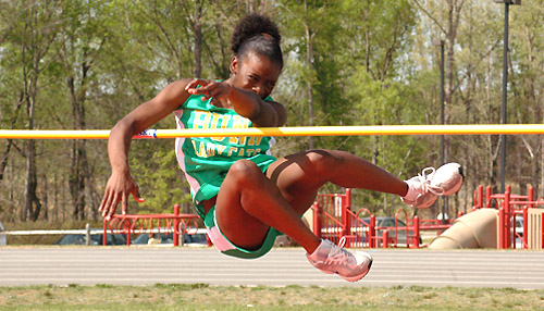 Bunn avenges track and field setbacks to FHS