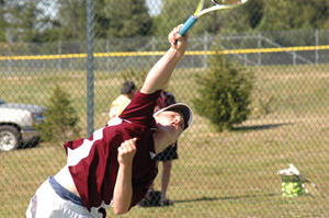 Warren County finishes off NCC�s tennis championship