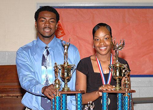 Louisburg High salutes top student-athletes
