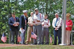 Remembering vets