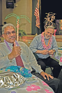 Aloha! FCS' nutritionists celebrate year, look ahead