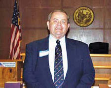 Dave Harker remembered as genuine public servant