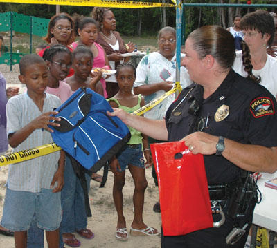 National Night Out: Reaching out to communities
