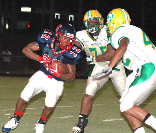 "Bunn defense ""spreads"" out Firebirds"