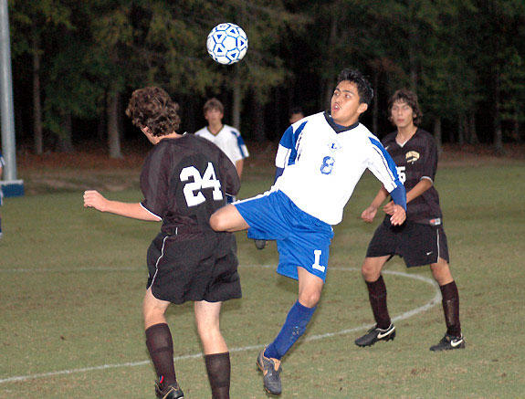 Ragland's goal sends LHS past Manteo