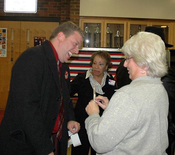 Senter elected Franklinton mayor