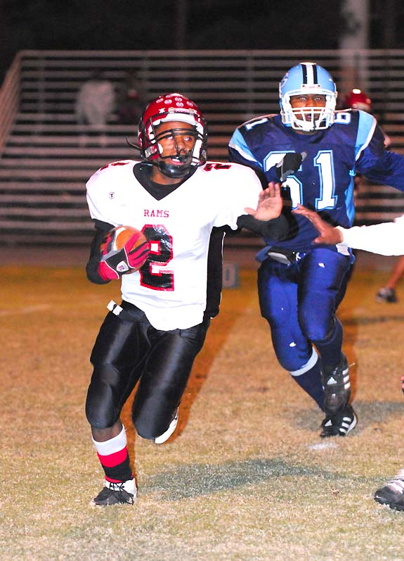FHS wraps up season with loss to S. Vance