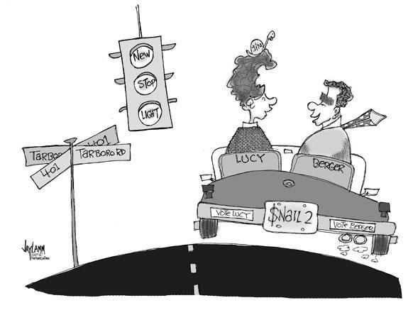 Cartoon Caption Challenge for 11-17-2007