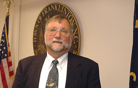 Franklinton under new, temporary leadership