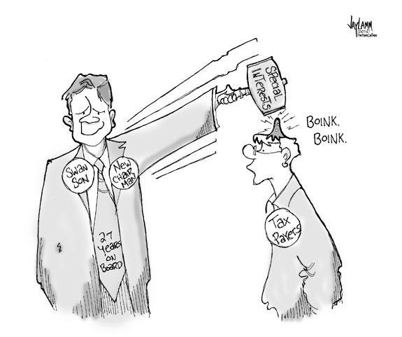 Cartoon Caption Challenge for 12-8-2007