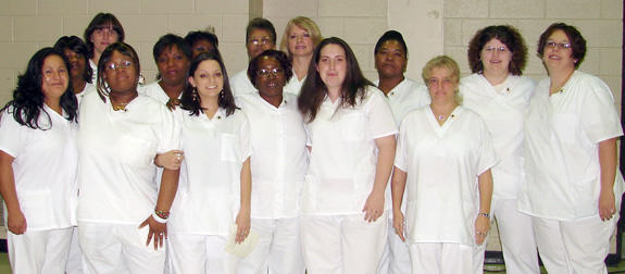 NURSES READY TO GO TO WORK