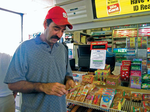 <FONT SIZE=3>Local lottery interest wanes; dollars add up in reserve fund</FONT>