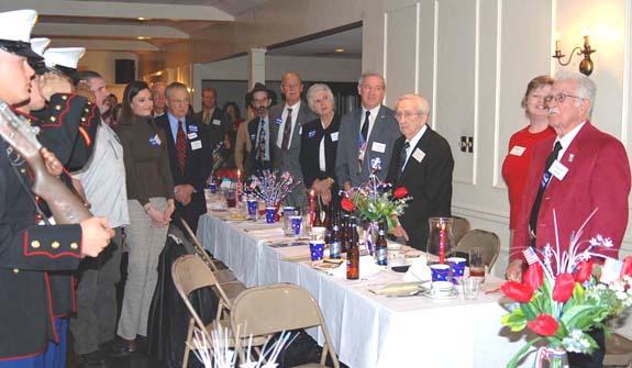 Reagan Day dinner full of honors, politics