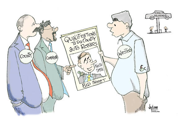 Cartoon Caption Challenge for 03-15-2008