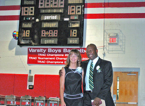 Retiring Wilder saluted with banquet at FHS