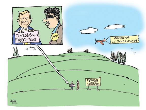 Cartoon Caption Challenge for 03-26-2008