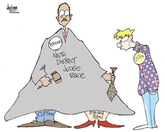 Cartoon Caption Challenge for 04-23-2008