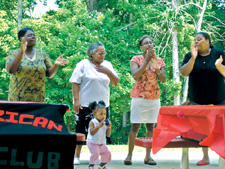 �Juneteenth� celebrated